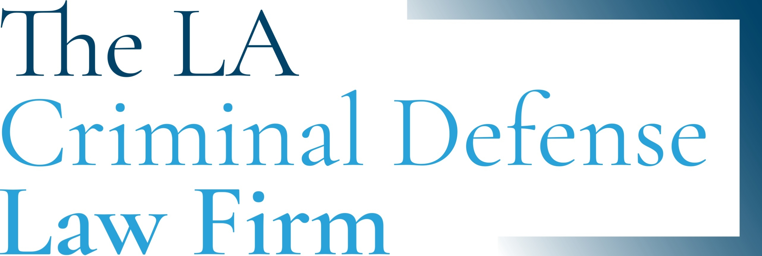 The LA Criminal Defense Law Firm (@thelacrimeca) Cover Image