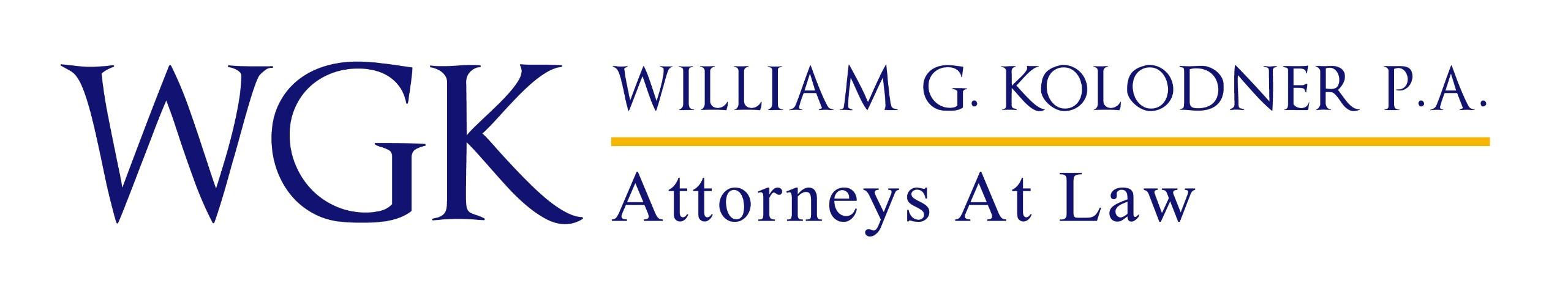 William G. Kolodner P.A. (@williiamgkolodner) Cover Image