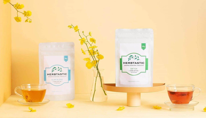 Herbal Tea (@herbtastic) Cover Image