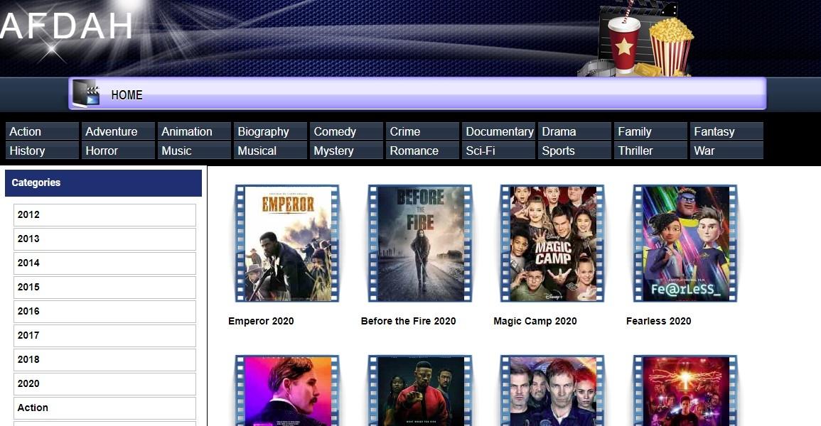 Afdah2 Movies (@afdahmovies) Cover Image