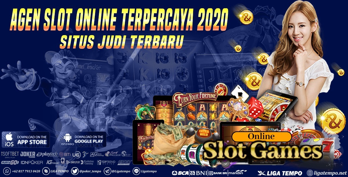 Link Situs Slot Terpercaya 2020 24 Jam (@envyboss) Cover Image