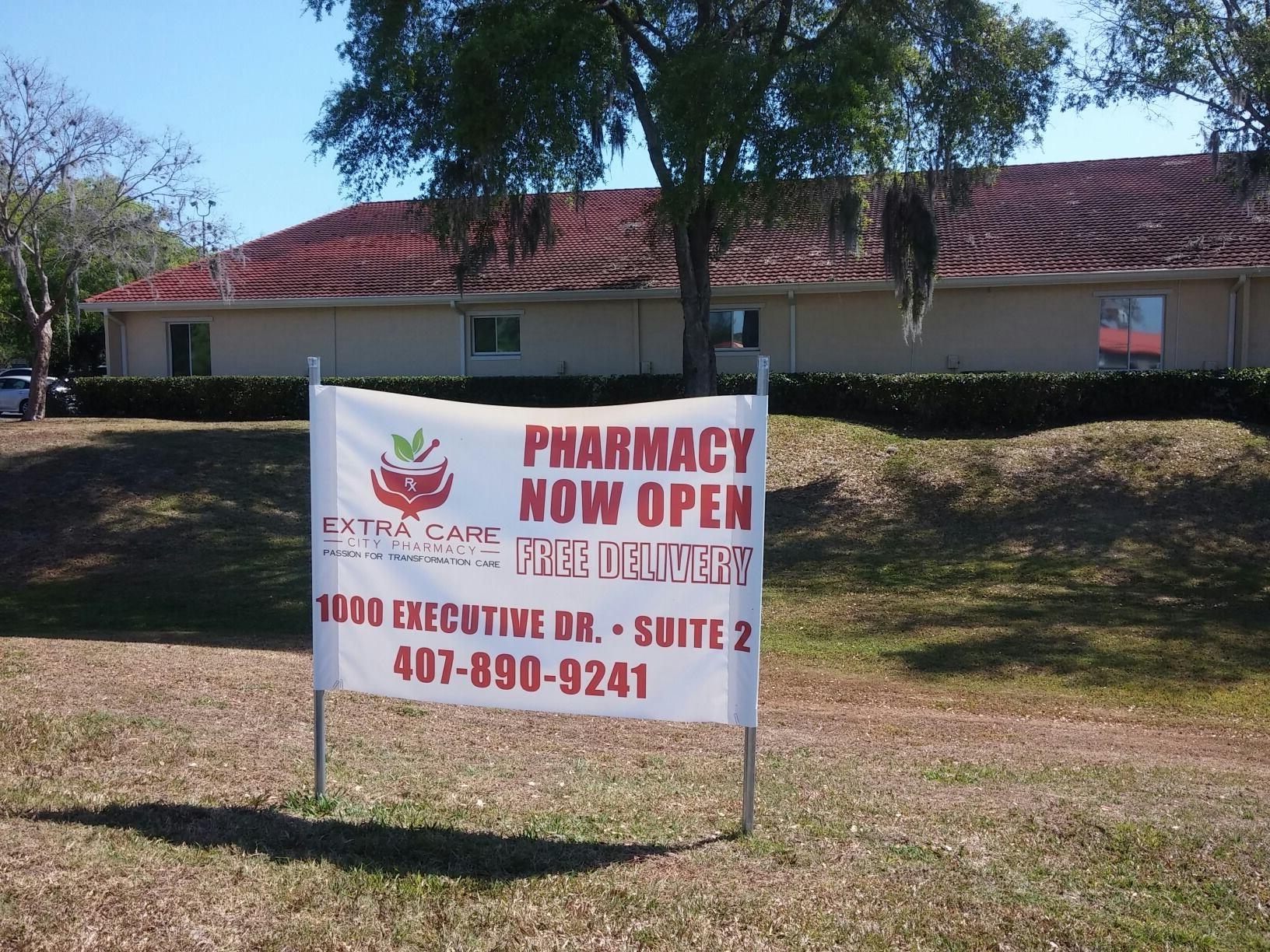 Extra Care City Pharmacy LLC (@extracarepharmacyoviedo) Cover Image