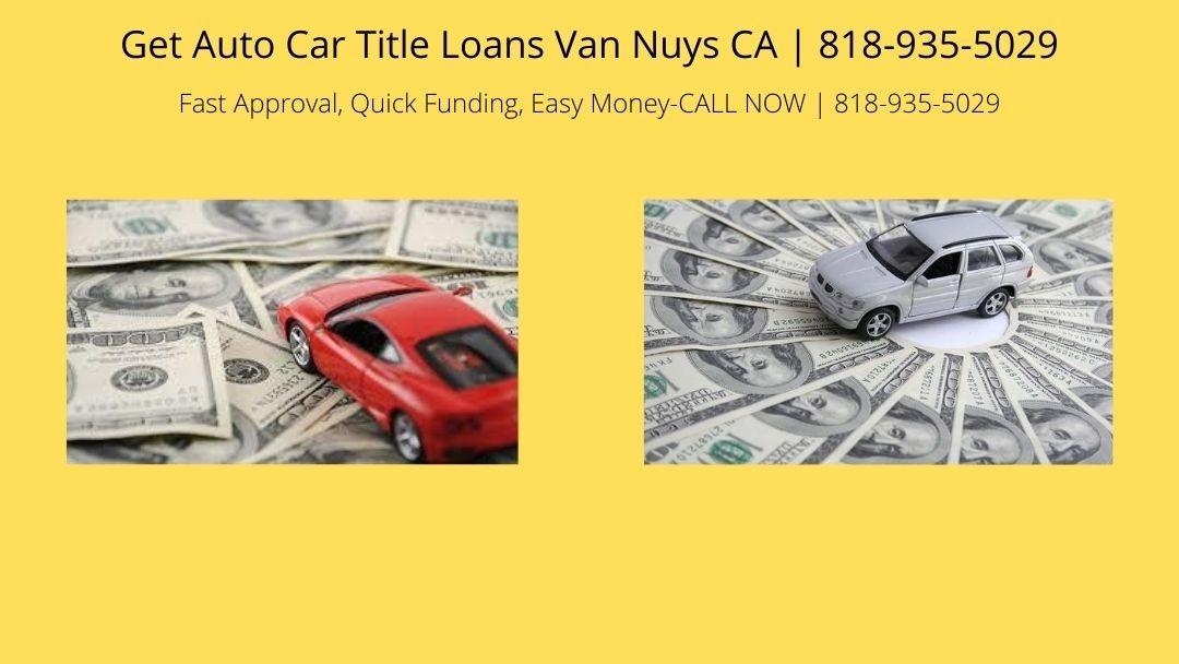 Get Auto Car Title Loans Van Nuys CA (@vanuysatl) Cover Image