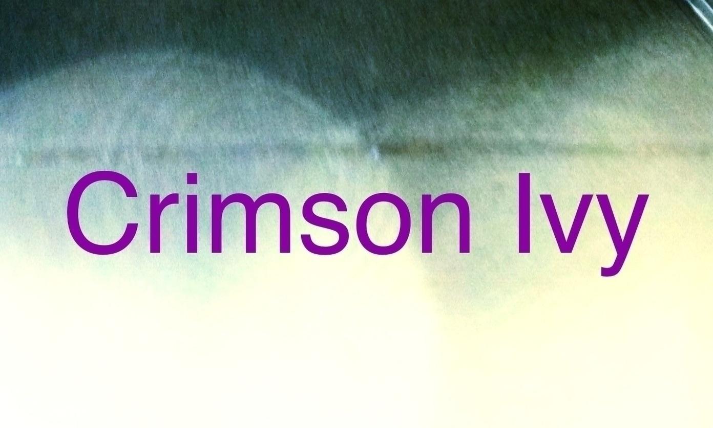 crimson ivy (@crimsonivy) Cover Image