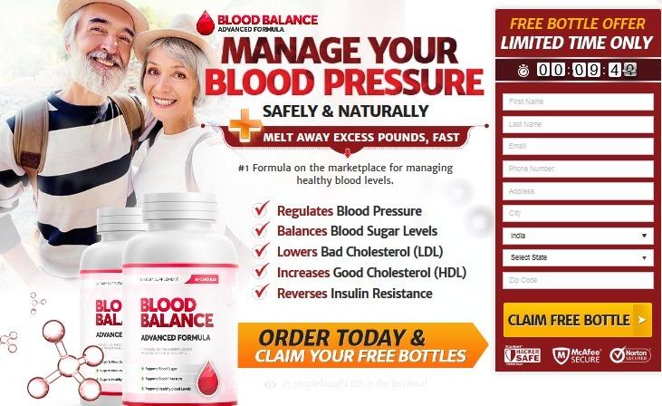 Blood Balance Advanced Formula (@tanysens) Cover Image