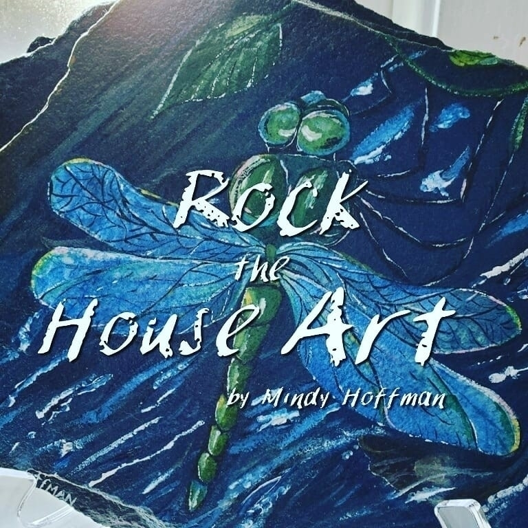 Mindy  (@rockthehouseart) Cover Image
