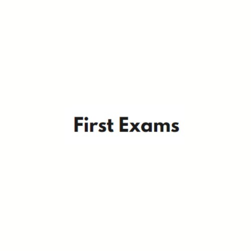 First Exams (@firstexams) Cover Image