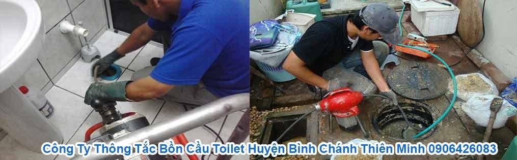 Thông bồn cầu Bình Chánh Thiên Minh (@thongcauthienminh) Cover Image
