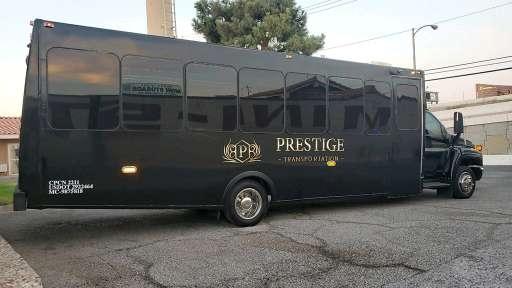 Prestige Transportation Las Vegas (@prestigelv) Cover Image