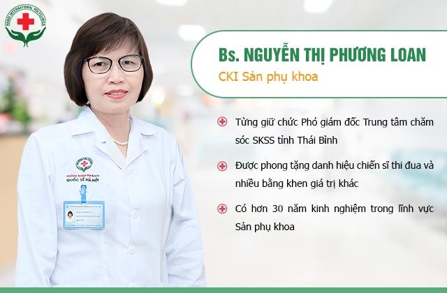 Nguyễn Thị Phương Loan (@bsphuongloan) Cover Image