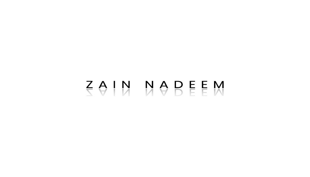 Zain Nadeem (@zainnadeem) Cover Image