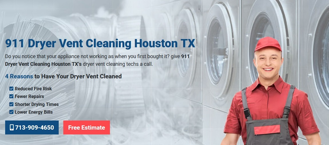 911 Dryer Vent Cleaning Houston TX (@rosalierodney) Cover Image