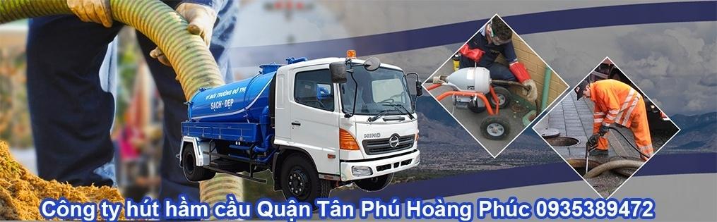Hút hầm cầu Quận Tân Phú Hoàng Phúc (@hutcauhoangphuc) Cover Image