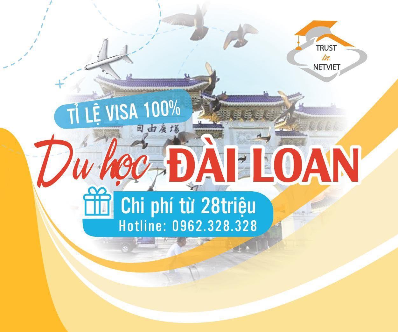 Du Học Đài Loan (@duhocdailoannetviet) Cover Image
