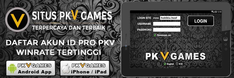 PKV (@pkv99gameshokikiu) Cover Image