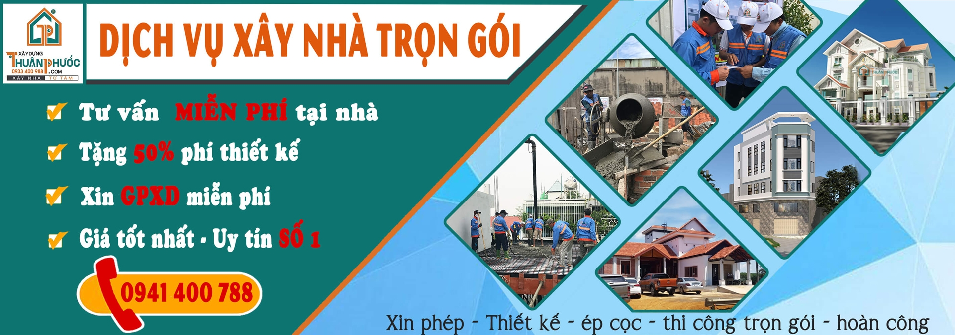 Xây Dựng Thuận Phước (@xaydungthuanphuoc) Cover Image