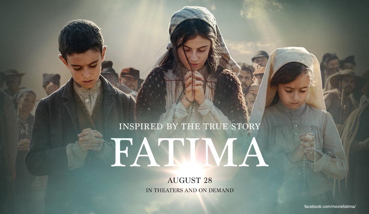 HFátima. La película 2020 Completa en Español (@fatima-la-pelicula) Cover Image