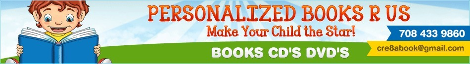 Personalized Books R US (@personalized) Cover Image