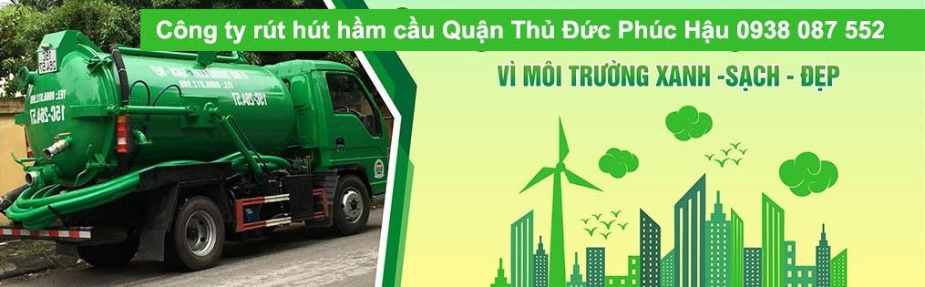 Hút hầm cầu Quận Thủ Đức Phúc Hậu (@hutcauphuchau) Cover Image