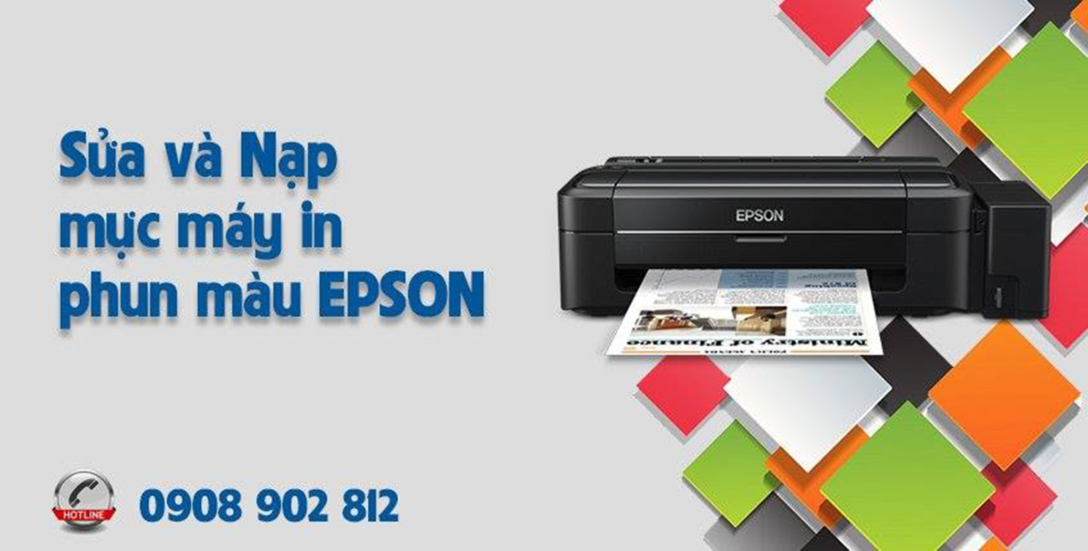 Nạp mực máy in Epson (@napmucmayinepson) Cover Image
