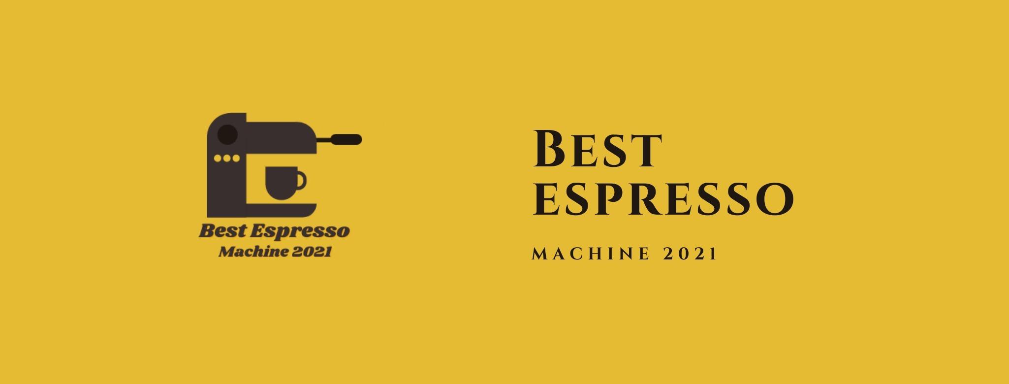 Best Espresso Machine 2021 (@bestespresso2021) Cover Image
