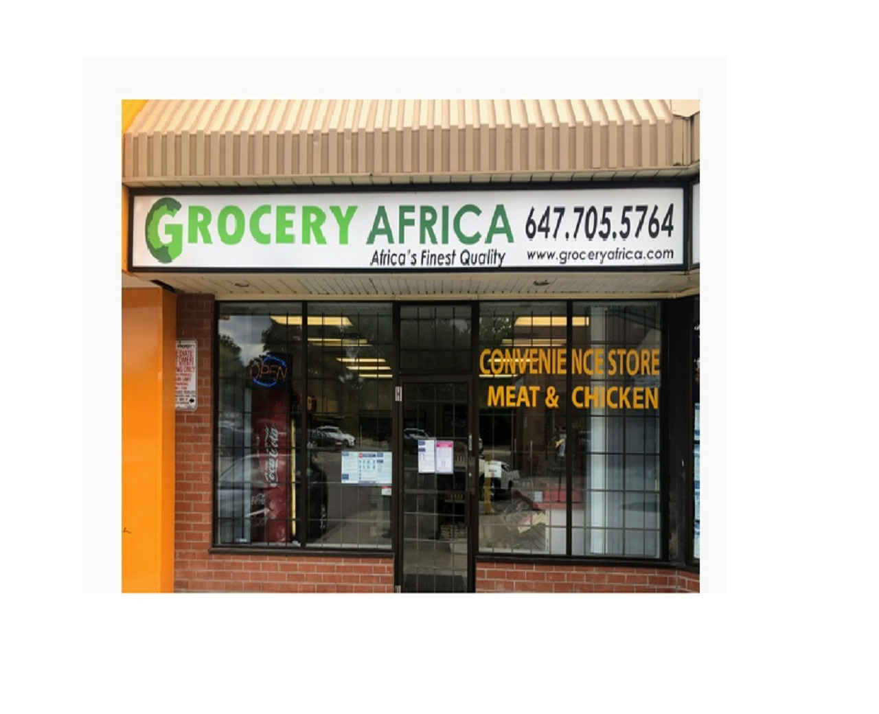 (@groceryafrica) Cover Image