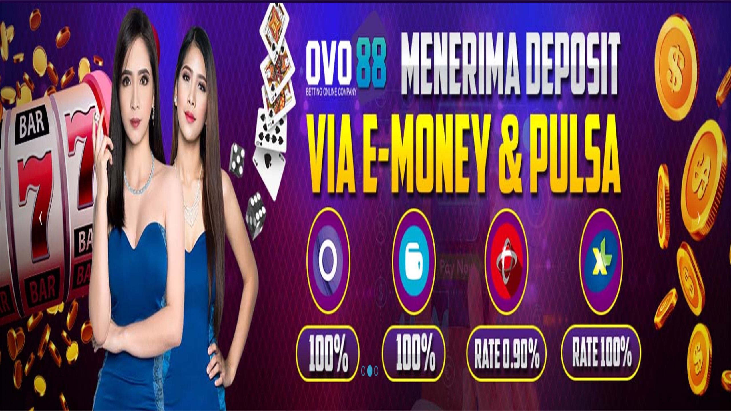 Situs Slot Online Terpercaya OVO88 (@situsslotonlineovo88) Cover Image