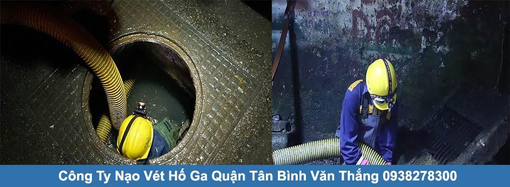 Nạo vét hố ga Quận Tân Phú Văn Phú (@vethogavanphu) Cover Image