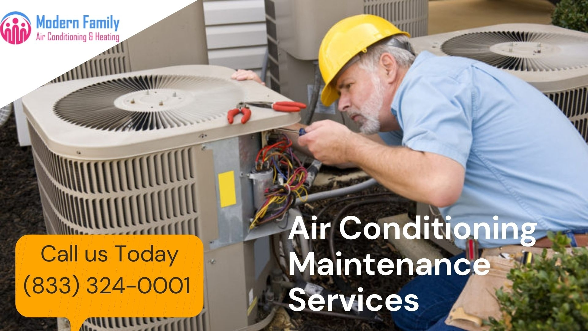 Modern Family Air Conditioning & Heating (@modernfamilyairconditioning) Cover Image