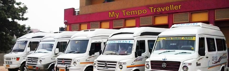 Tempo Traveller Hire in Delhi (@tempotravellerbooking) Cover Image