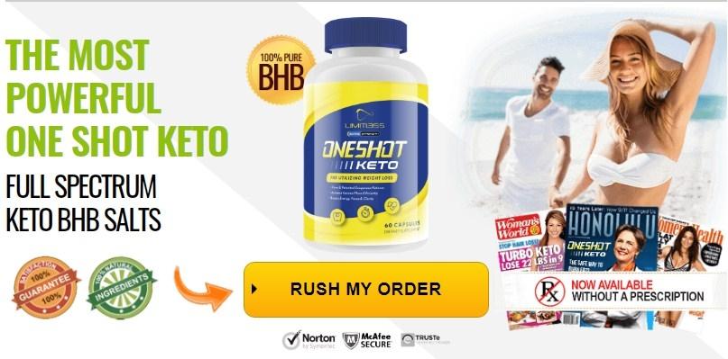 One Shot keto Pills (@oneshotketousa) Cover Image