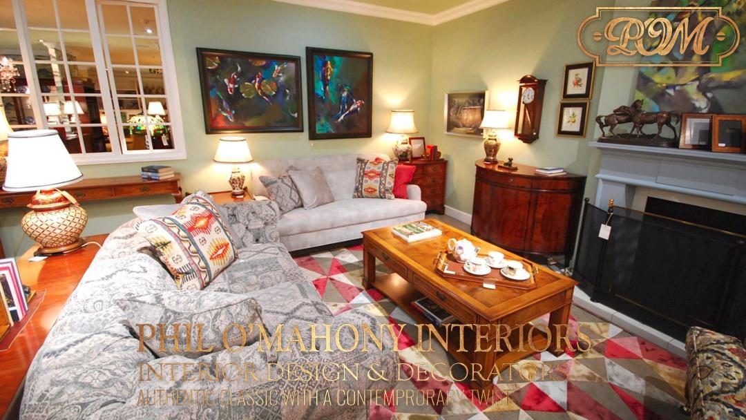 Phil O'Mahony interior (@philomahony) Cover Image