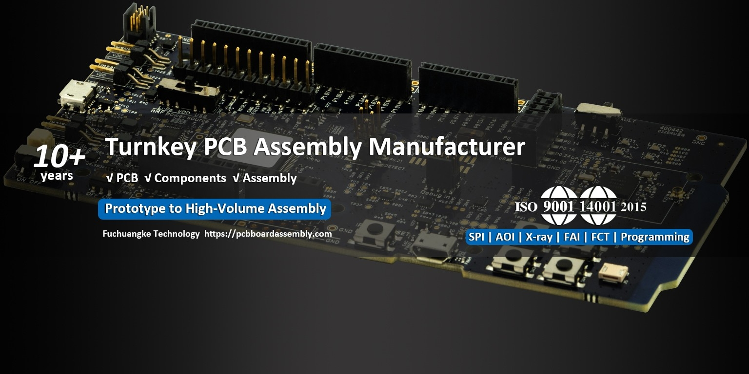 Fuchuangke Technology (@pcbboardassembly) Cover Image