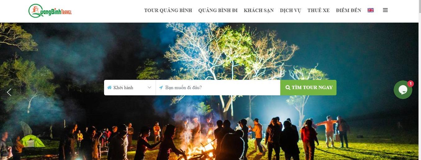 Quang Binh Travel (@quangbinhtravel) Cover Image
