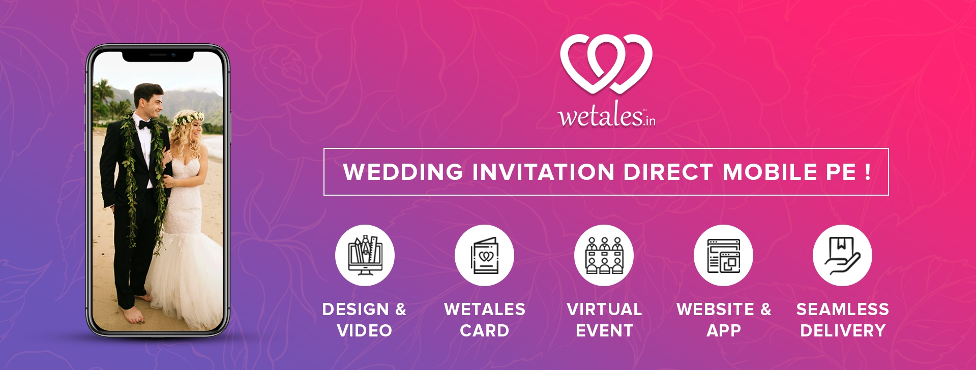 WeTales - Digital Event Partner (@wetales) Cover Image