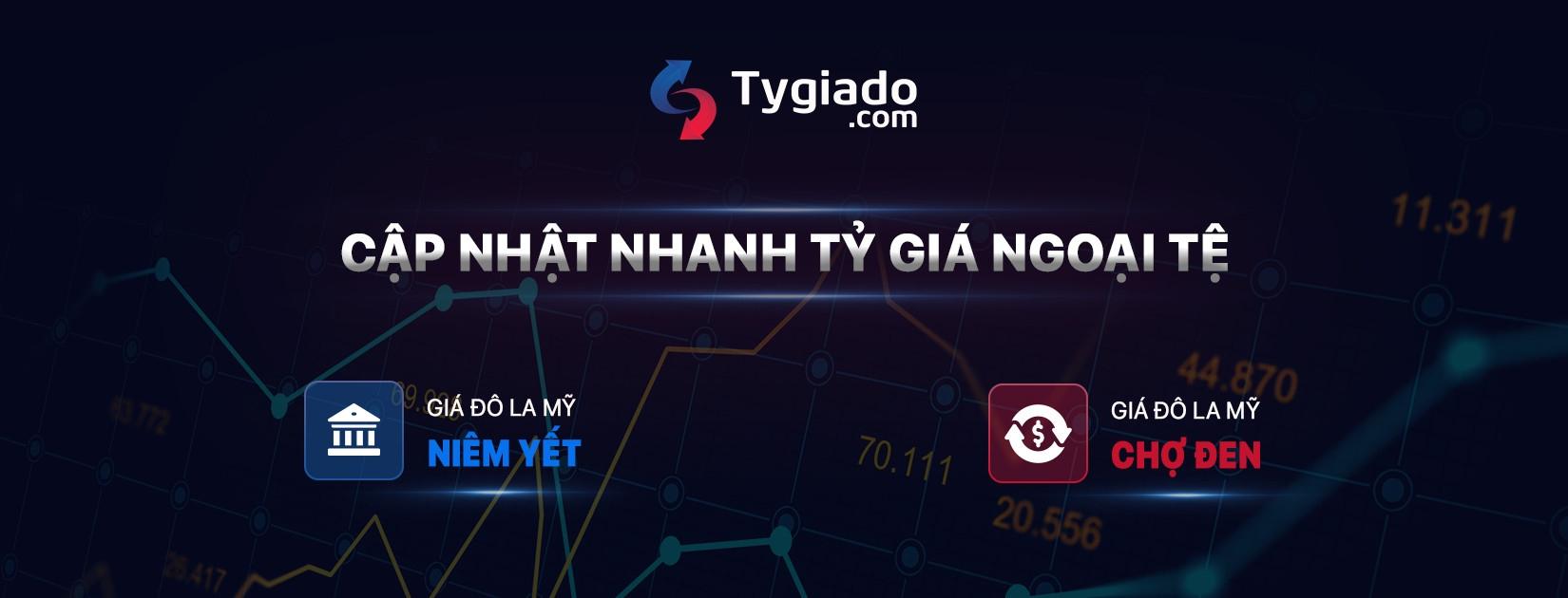 Tỷ Giá Đô (@tygiado) Cover Image