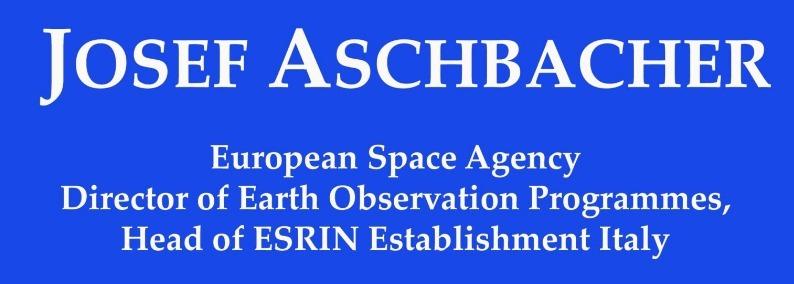 Josef Aschbacher (@josefaschbacher) Cover Image