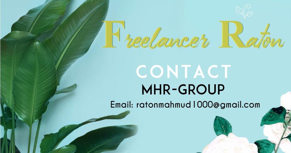 Freelancer Raton (@freelancerraton) Cover Image
