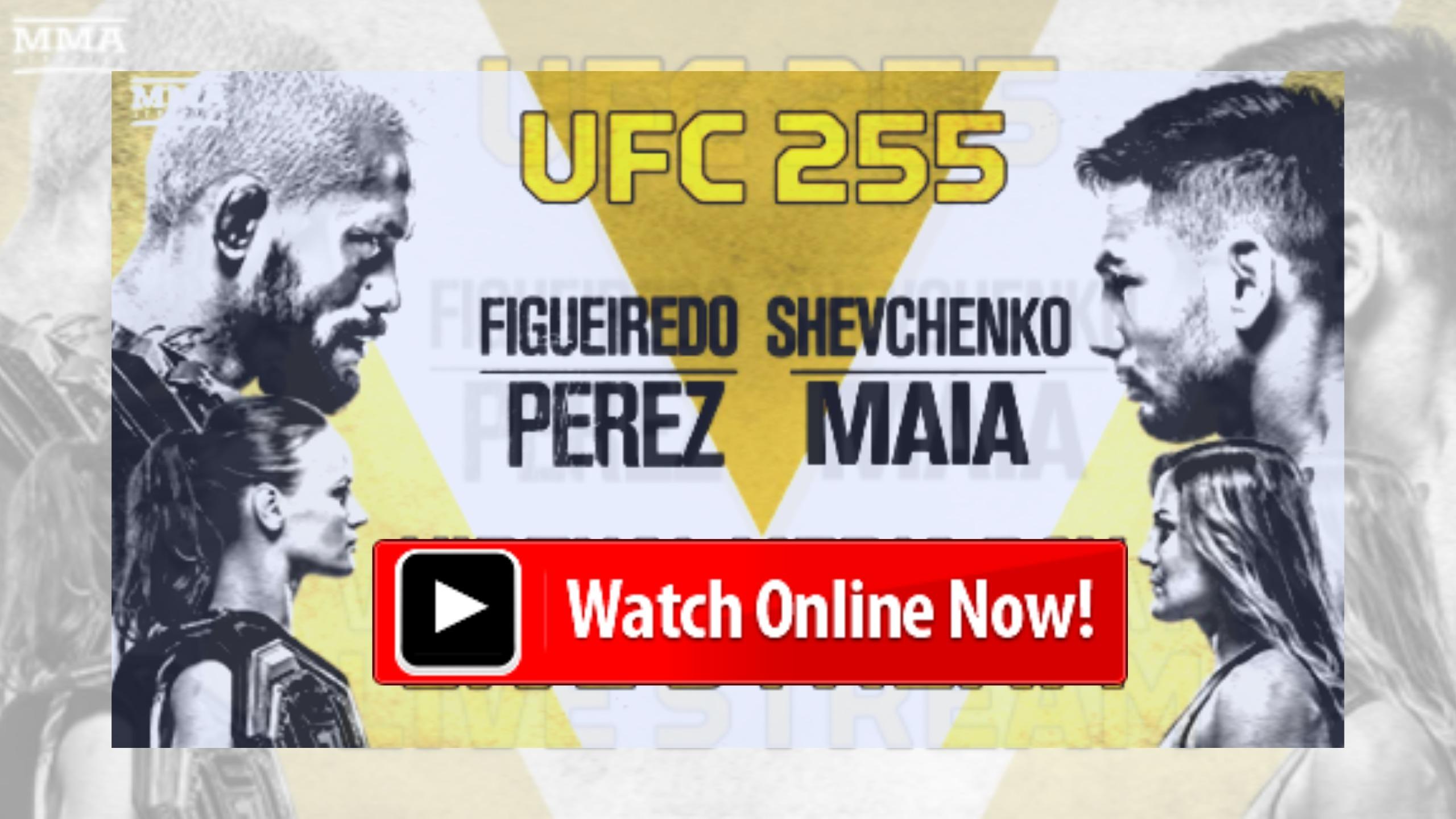 UFC 255 Live Stream Free (@ufc255livestreamfree) Cover Image