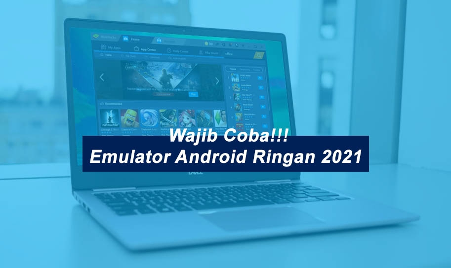 Emulator Androi 2021 (@alhasil2017) Cover Image
