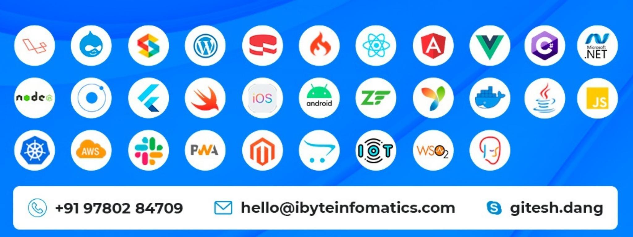 iByte Infomatics (@ibyteinfomatics) Cover Image