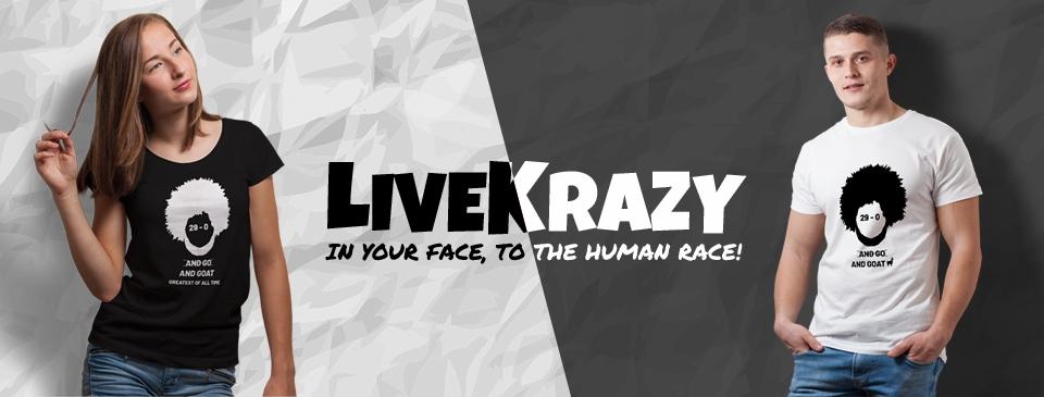LiveKrazy (@livekrazy) Cover Image