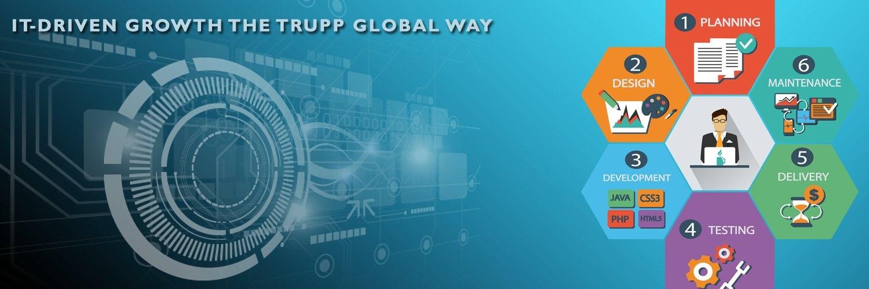 Trupp Global Technologies Pvt. Ltd. (@marketingtruppglobal) Cover Image