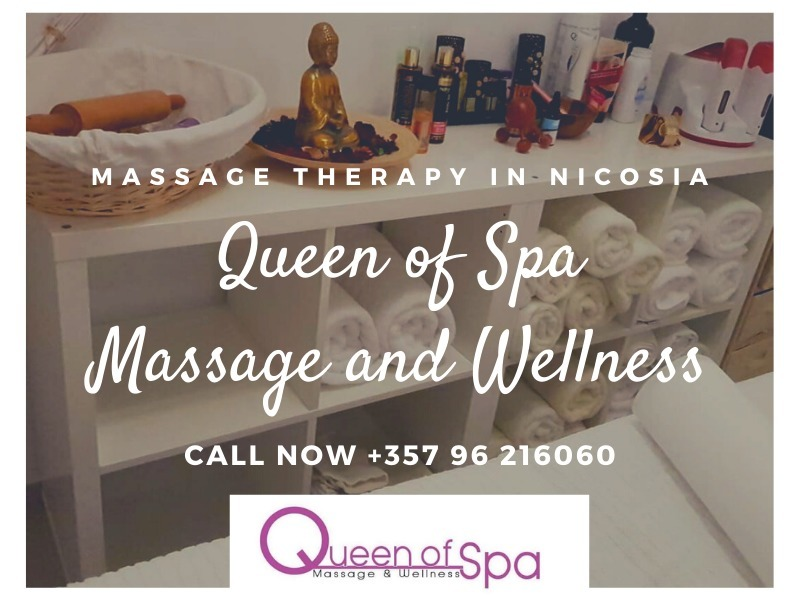 Queen of Spa Massage and Wellness (@queenofspa) Cover Image