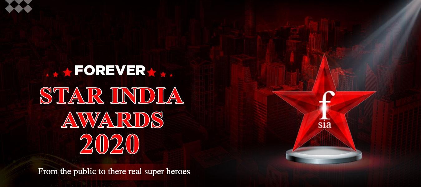 Forever Star India Awarr (@fsia2021) Cover Image