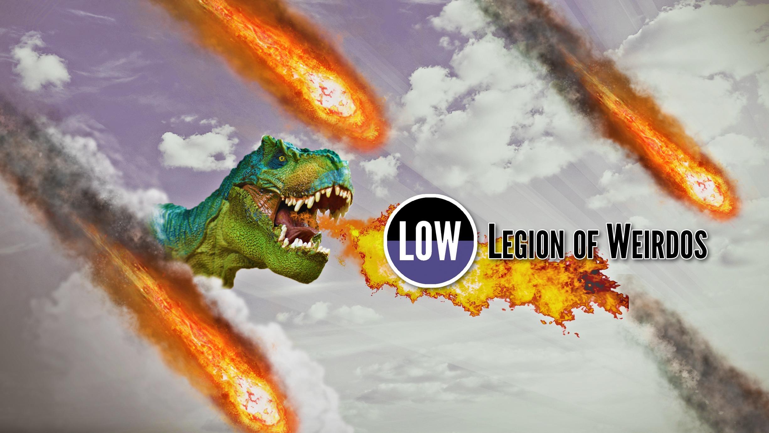Legion of Weirdos (@legionofweirdos) Cover Image
