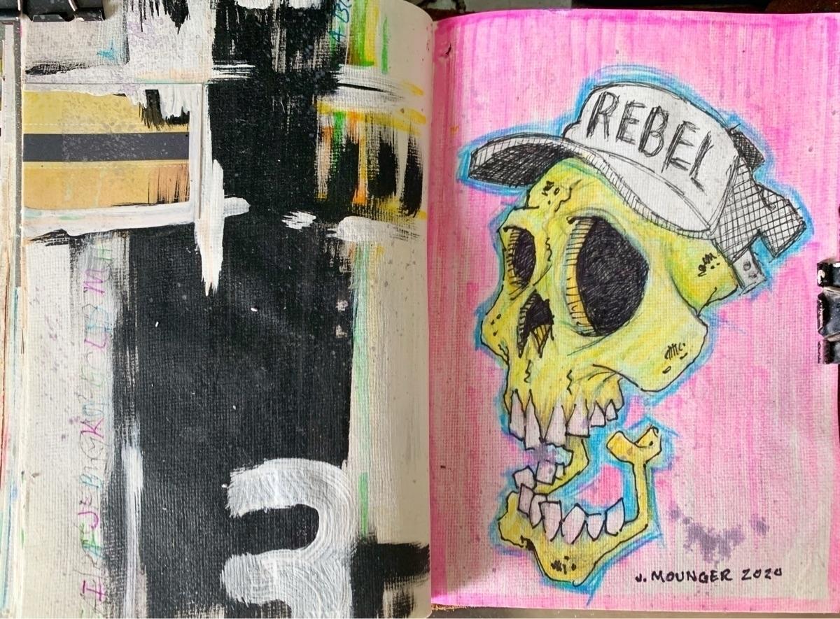J.R. Mounger (@jrmcreative) Cover Image