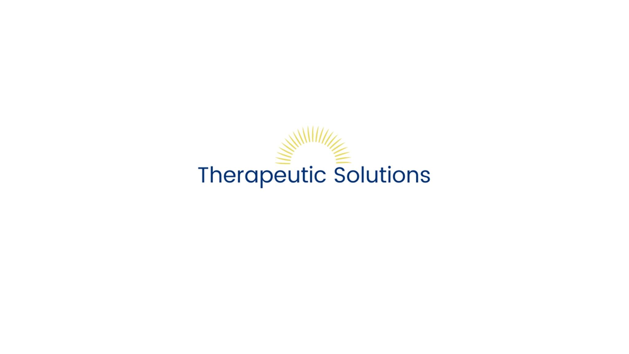 Therapeutic Solutions IOP (@therapeuticslt) Cover Image