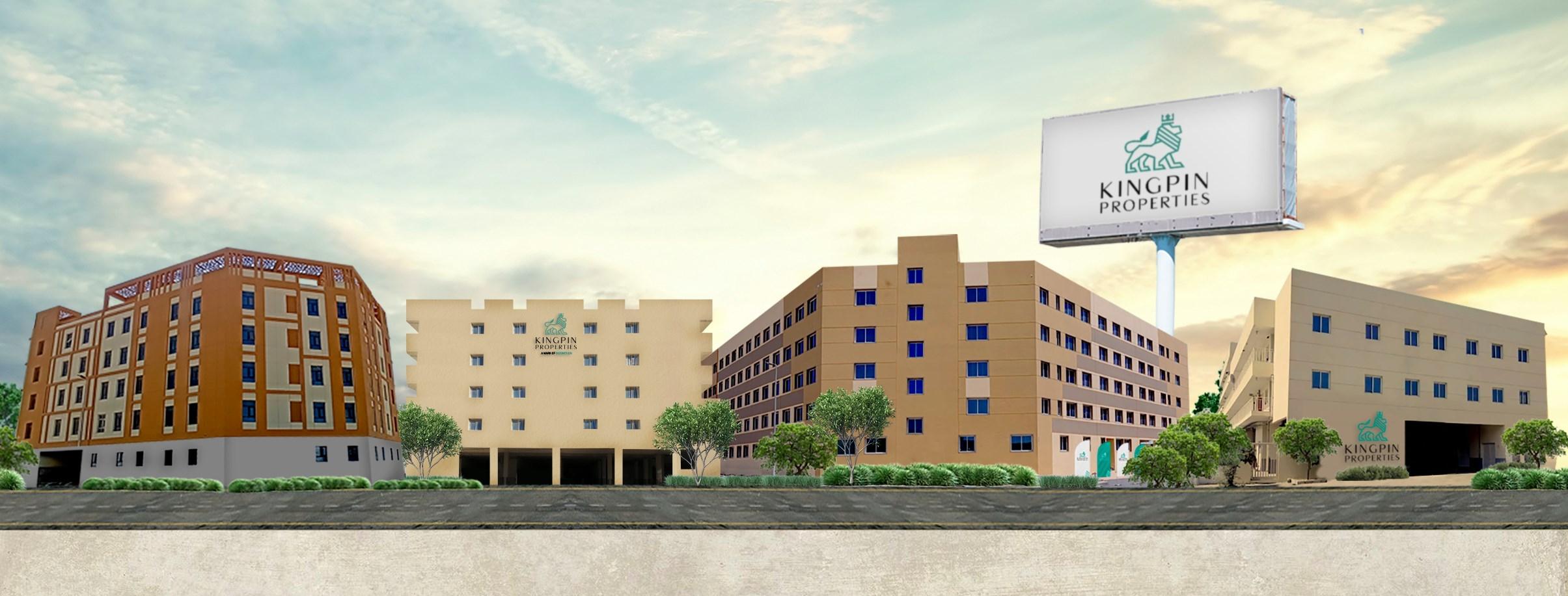 Kingpin Properties Dubai (@kingpincoae) Cover Image