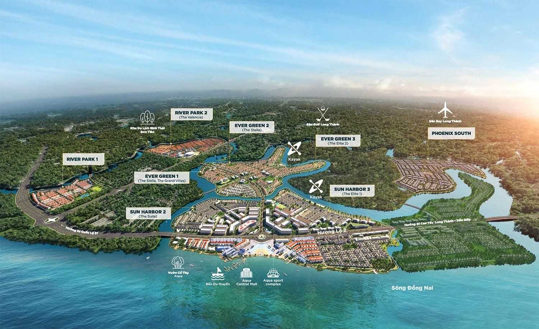 Dự án Aqua City (@aquacitytopland) Cover Image